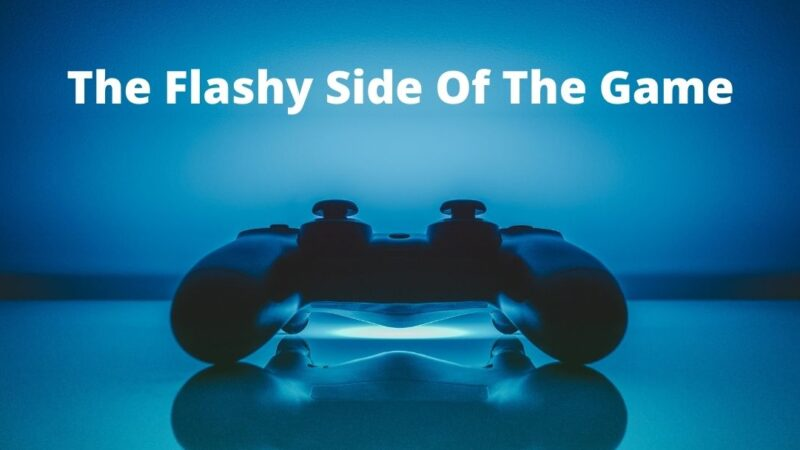 สล็อต:The Flashy Side Of The Game