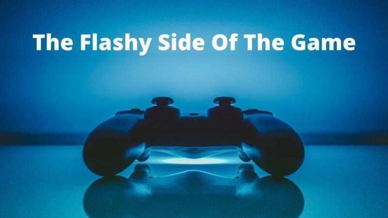 สล็อต:The Flashy Side Of The Game