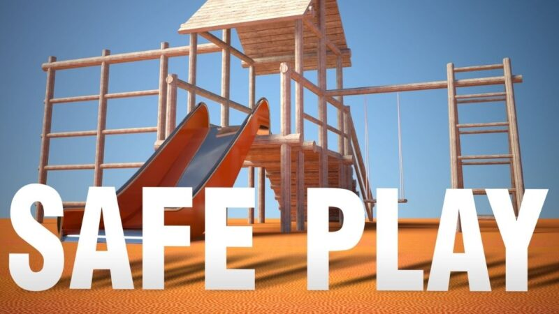 Welcome Aboard to the safe playground
