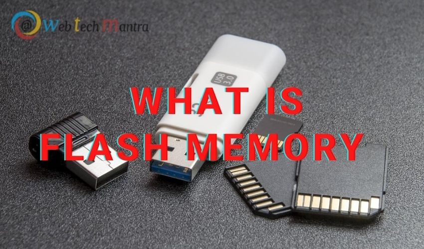 What Is Flash Memory and How Can It Function