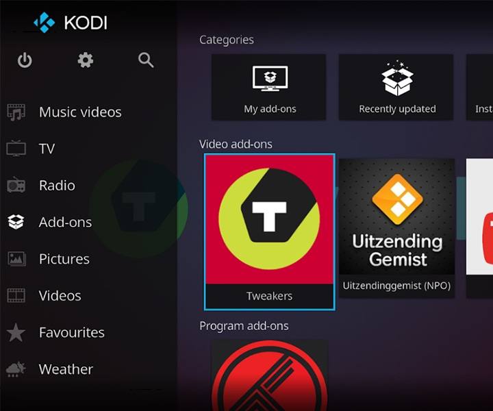 How to install and configure Kodi on Android