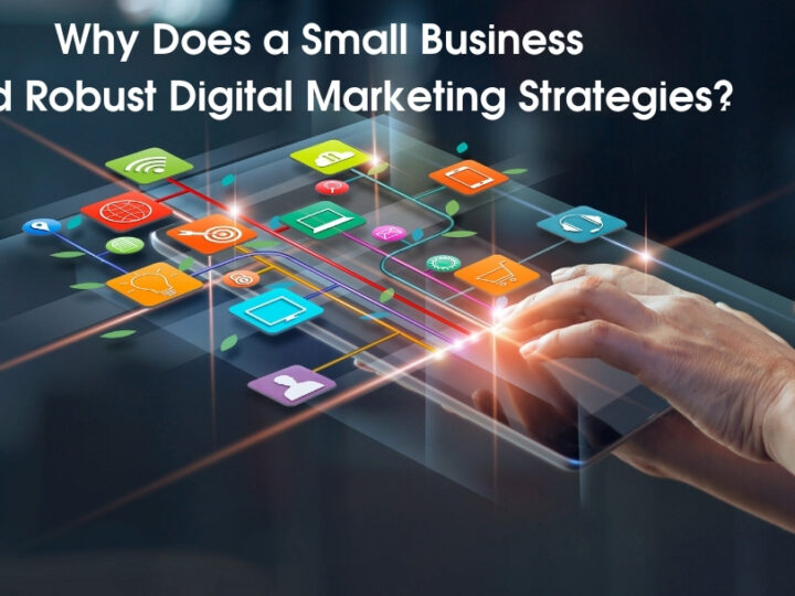 Why Does a Small Business Need Robust Digital Marketing Strategies?