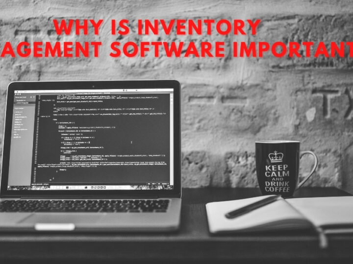 Why is inventory management software important?