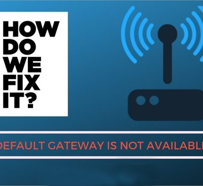 gateway not available