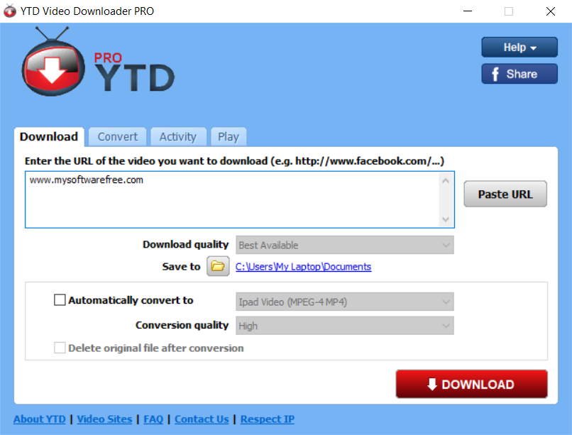 Getting hands on the list of free youtube downloader