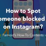 someone blocked you on instagram