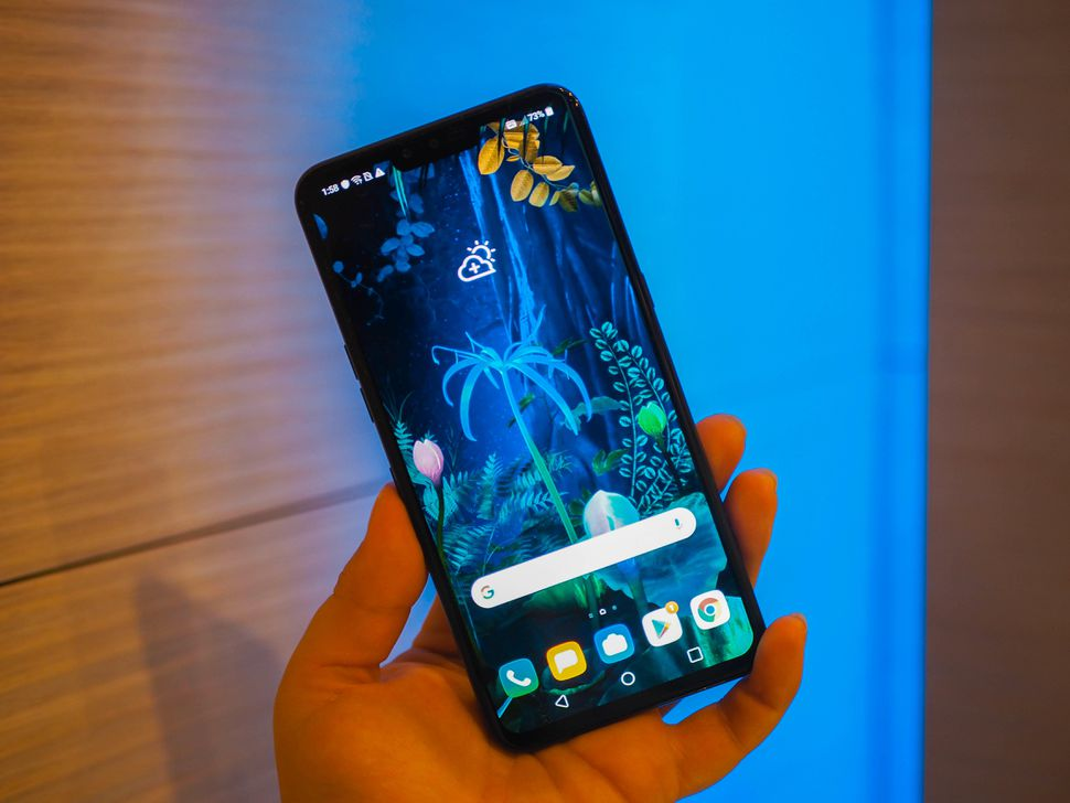 LG V50 Features