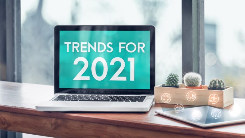 6 Trends That Will Be Popular at New Online Casinos in 2021
